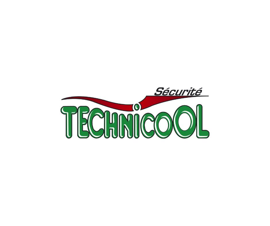 Logo Technicool avant refonte par Webmaid