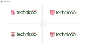 Exemple d'affinage de piste de création de logo